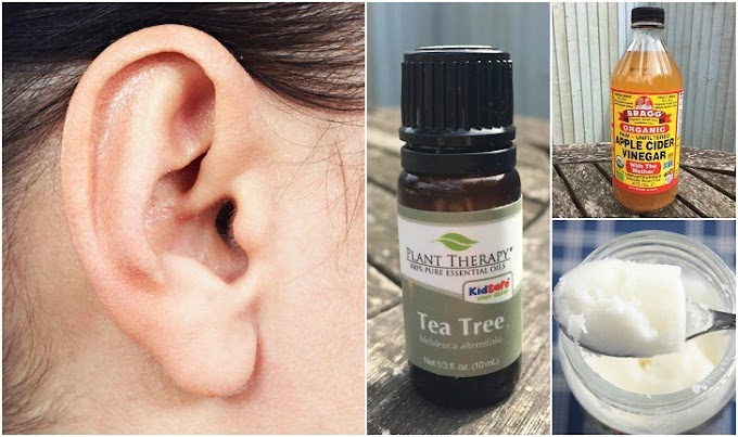 Say Goodbye To Ear Infection! Here's How To Cure An Ear Infection In Just 1 Day