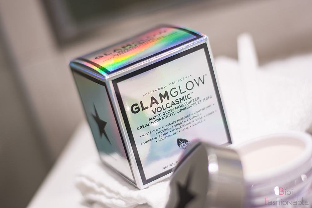 GlamGlow Volcasmic Matte Glow Umverpackung