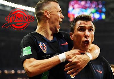 كرواتيا في كهائي كاس العالم 2018