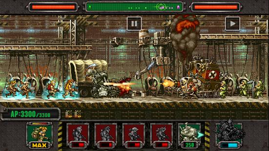 Metal Slug Defense Mod Apk Latest