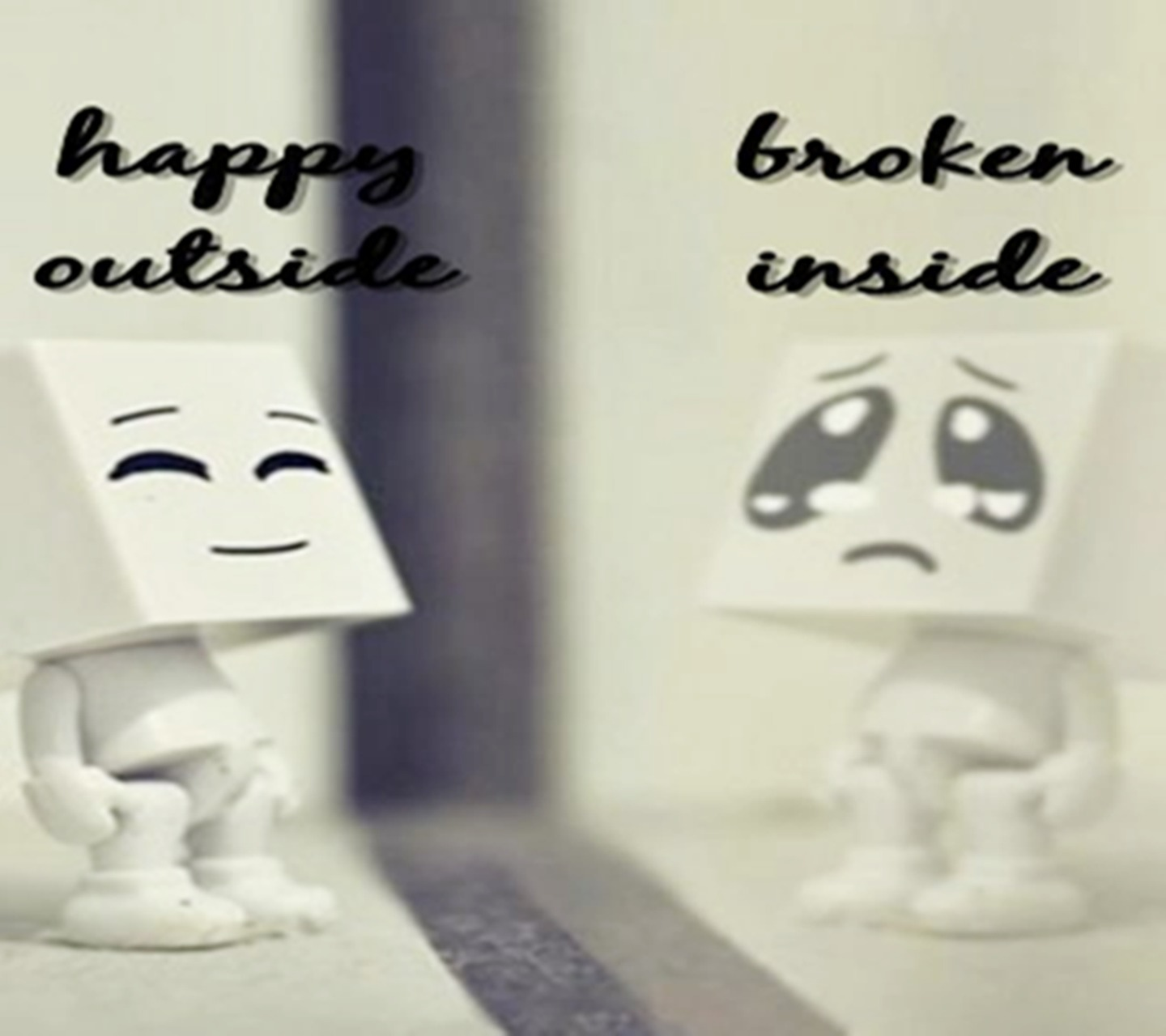 Sad Inside Happy Outside Quotes Kylinfloor