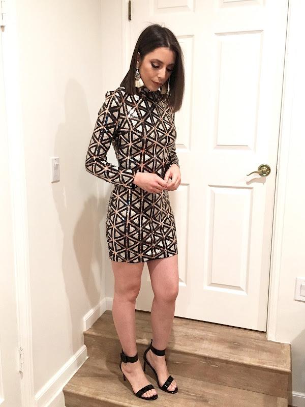 2018 New Years Dress