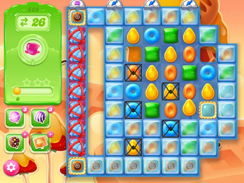 Candy Crush Jelly Saga 535