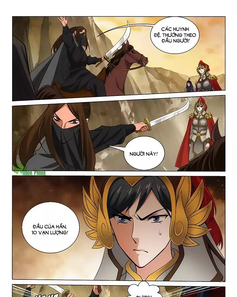 Vương Gia ! Không Nên A ! Chapter 293 - Trang 9