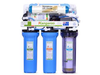 Máy lọc nước RO Kangaroo KG 113 - GIÁ 4.100.000 Đ Máy lọc nước kangaroo giá từ 3 đến 5 triệu đồng cho gia đình