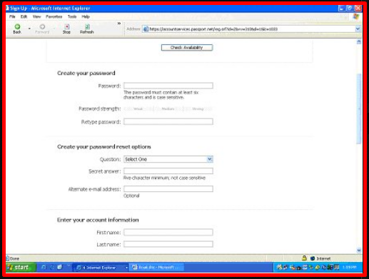 How to Create a Hotmail Account Easily