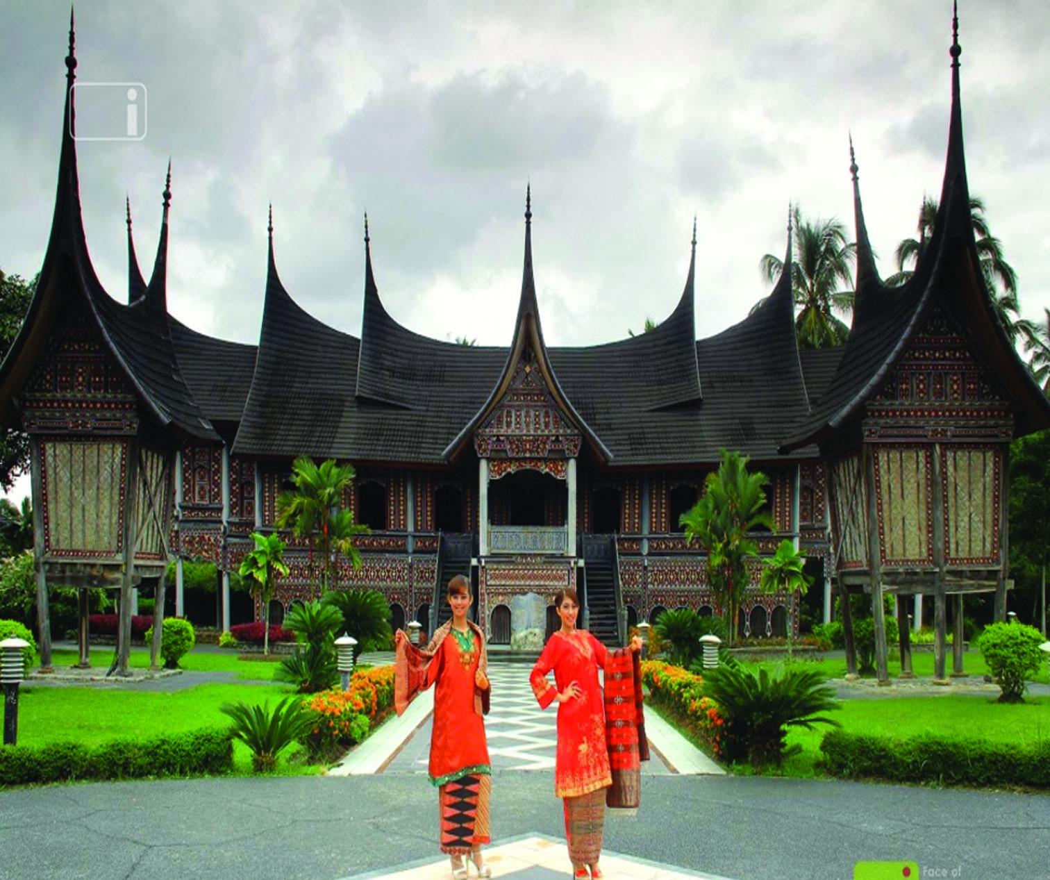 Rumah Gadang Sungai Beringin Lokasi Wisata Budaya Yang Wajib Di Kunjungi
