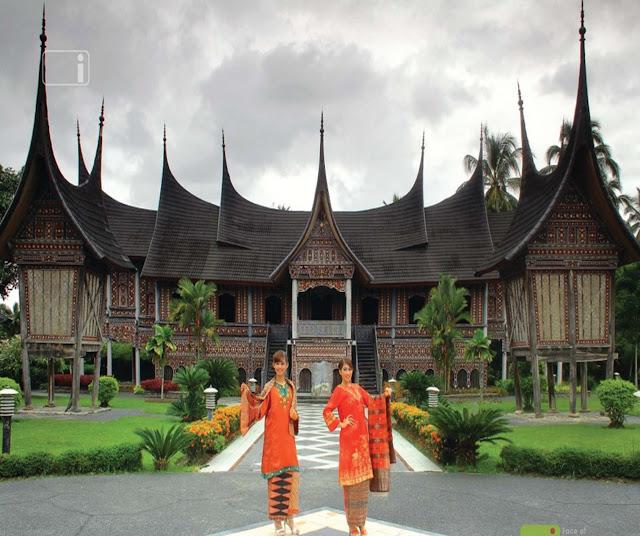 Rumah Gadang Sungai Beringin di Payakumbuh