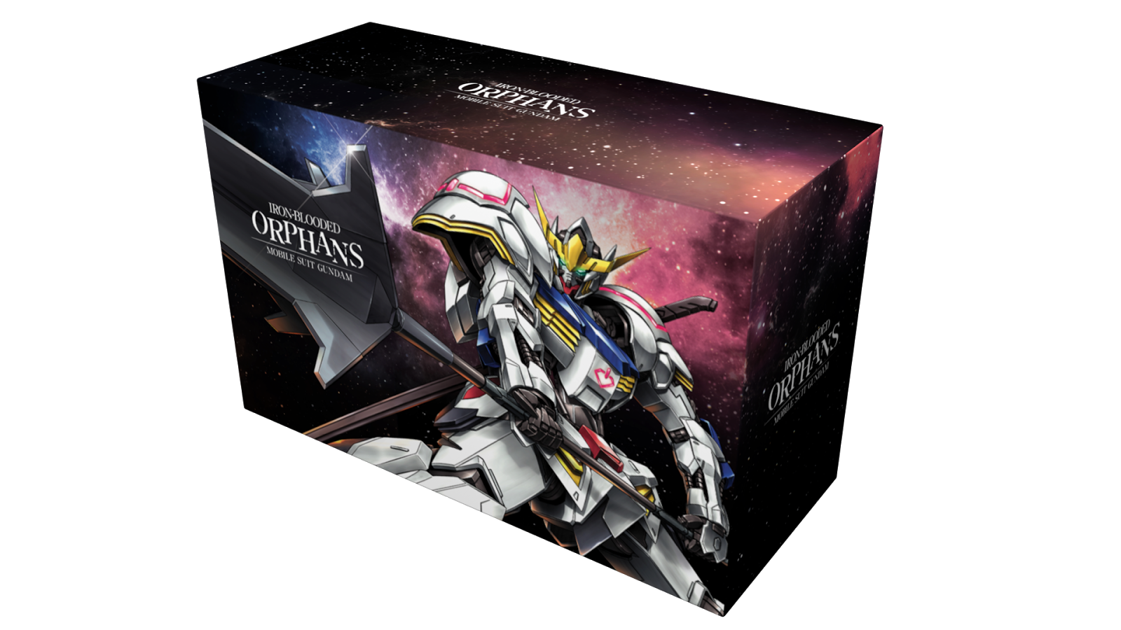 gundam iron blooded orphans season 2 blu ray release date