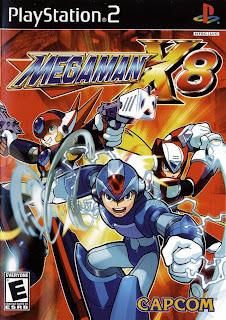 Megaman X8 (PS2) 2004