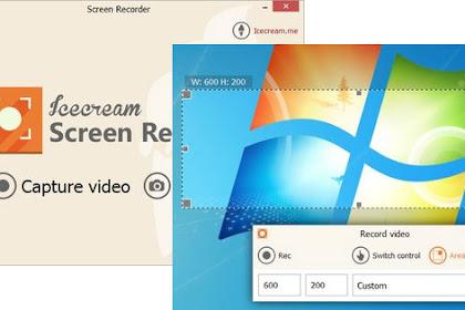Download IceCream Screen Recorder 4.98