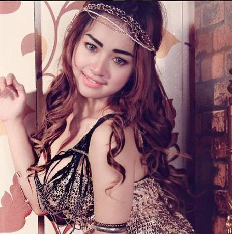 Photo Seksi Cupi Cupita Hot Goyang Basah