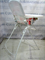 4 BabyDoes Jetem Caesar High Chair