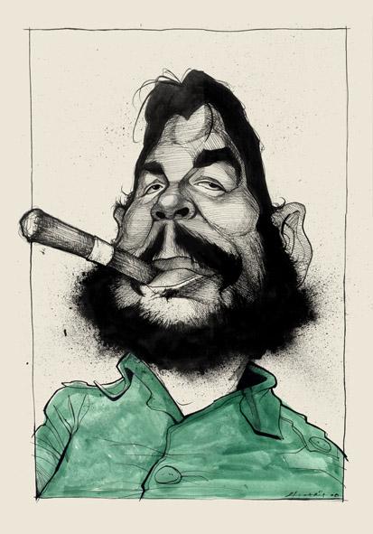 """Ernesto CHÉ Guevara"" por Fabian Zaccaria"