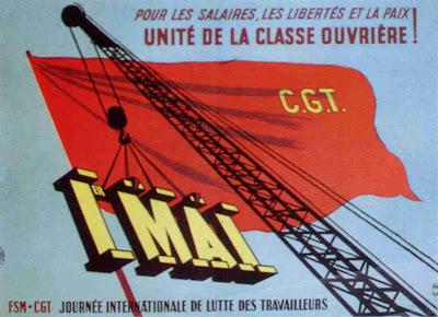 CGT Affiche 1er mai