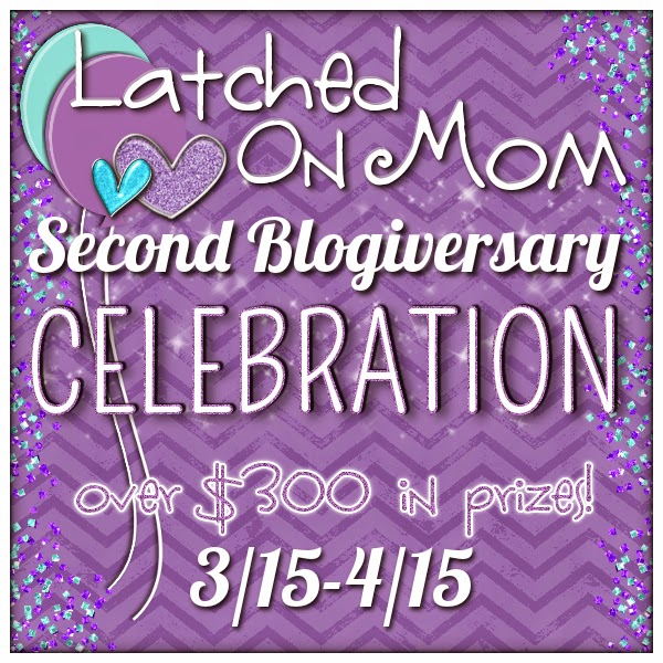 It's A Blogiversary Celebration 1