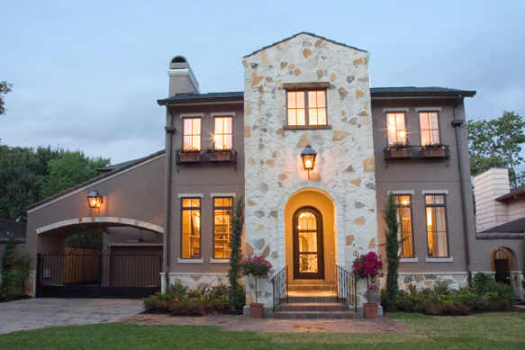 New home designs latest modern homes designs front views for Texas home designs