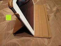 Erfahrungsbericht: Leicke MANNA Schutzhülle Apple iPad Air 2 braun