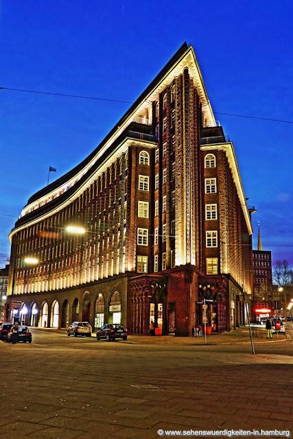 Chilehaus Weltkulturerbe, Sehenswürdigkeiten in Hamburg