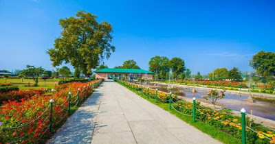 Beautiful Place in Srinagar