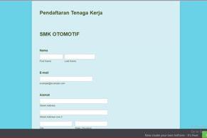 Tips membuat formulir online untuk bisnis dengan Jotform