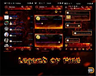 Droid Chat! v10.3.14 Legend of Fire v2.13.1.14 Apk