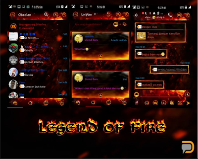 Droid Chat! v10.3.14 Legend of Fire Apk v2.13.1.14