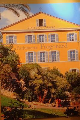 wspaniał kolekcja perfum w Muzeum Perfum Fragonarda w Paryżu