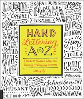 hand lettering a to z cover
