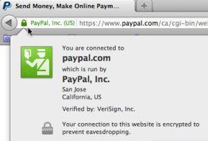 proteggere acquisti online