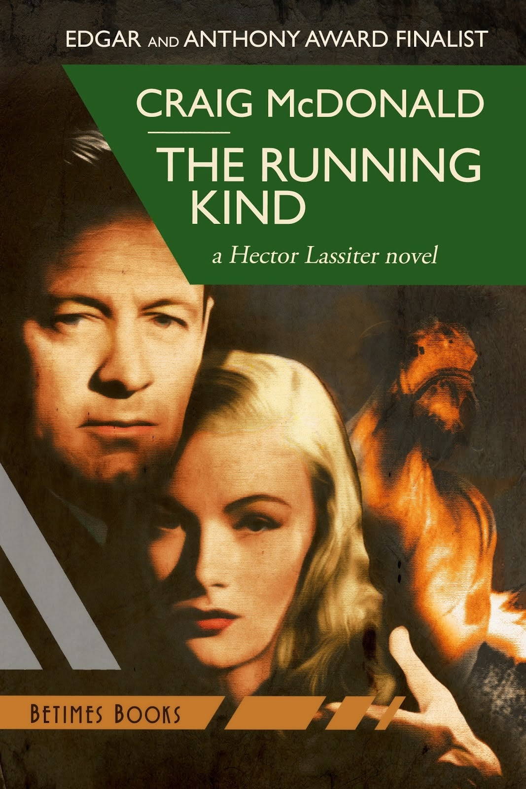 THE RUNNING KIND (HECTOR LASSITER SERIES #6)