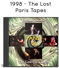 1998 - The Lost Paris Tapes