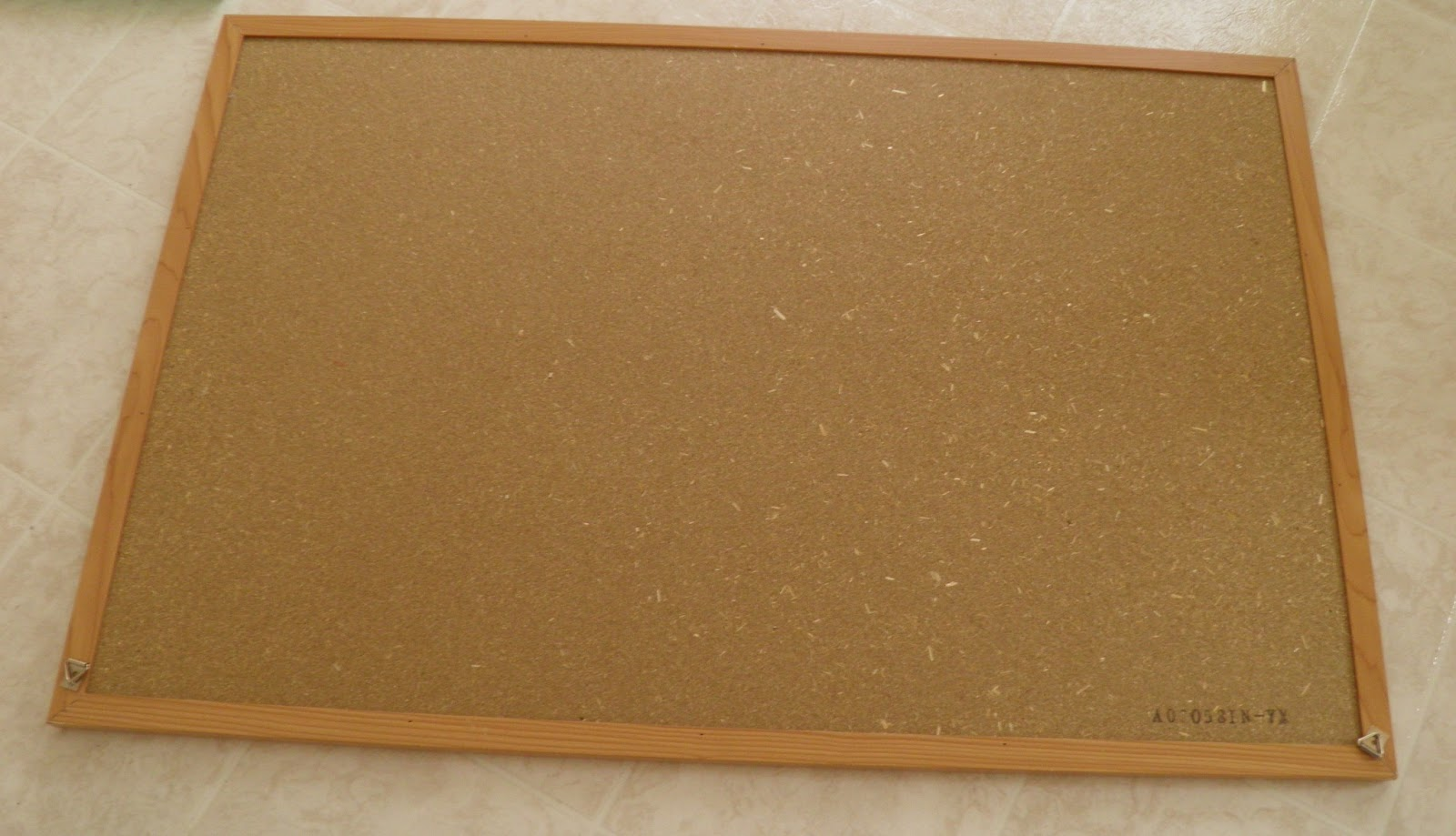 Measured The Cork Board It Was Almost 35 Inches Ah 1 Inch Would Not Make Much Of Difference Now Do Pay Attention To