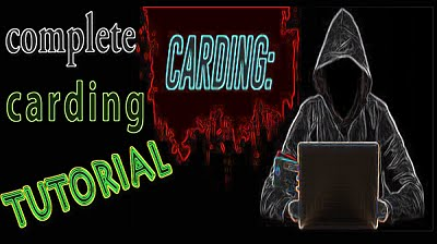 Download Carding Tutorial Free