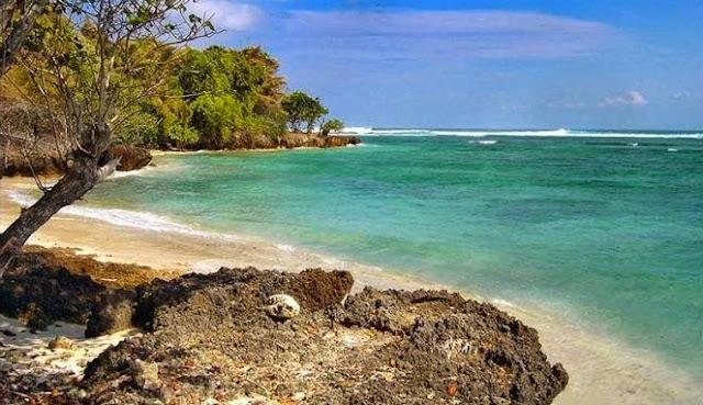 plengkung beach banyuwangi