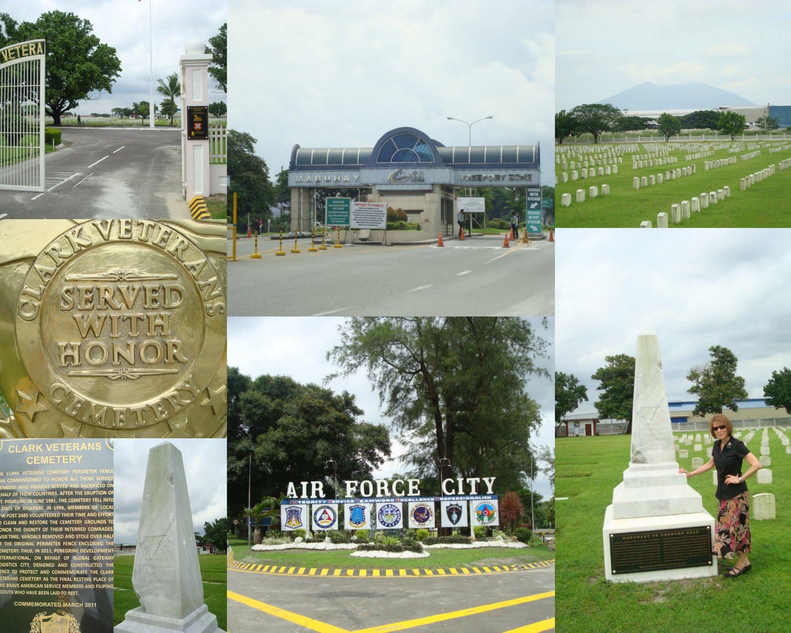 Philippine Quezon City Mission: CLARK AIR FORCE BASE