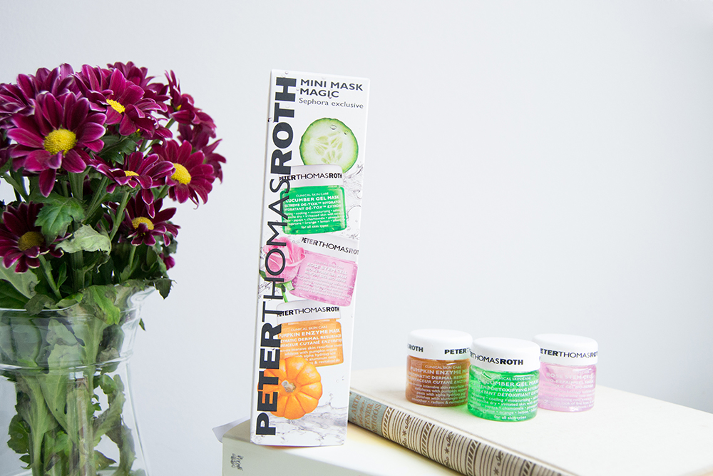 Peter Thomas Roth mascarillas faciales