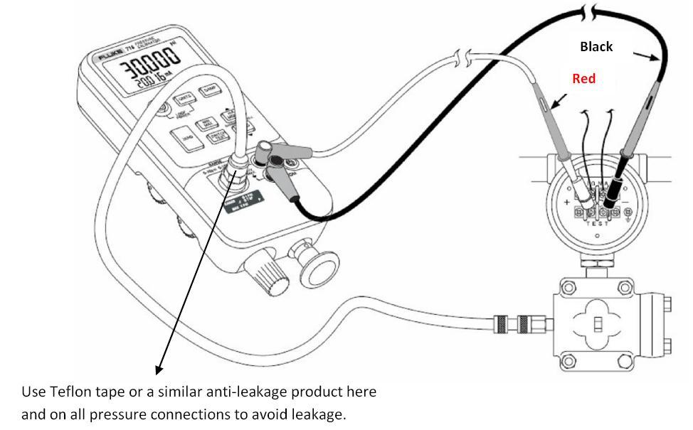 How to Use a Fluke Pressure Calibrator for Calibration