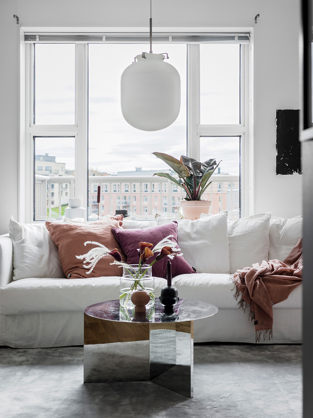Arredare Spazi Piccoli arredare piccoli spazi] in colori autunnali - home shabby