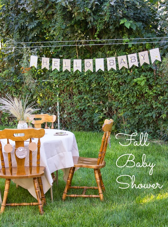 A Minted Baby Shower | Design Improvised