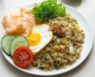 Resep Nasi Goreng Kampung Spesial