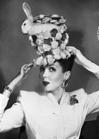 The Signal Watch: Ann Miller, What Are You Doing? Easter Edition