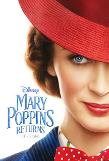 Mary Poppins Returns - Poster & Trailer