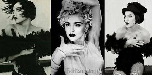 Biografi Madonna, Lahir di Bawah Bunga Gladiator