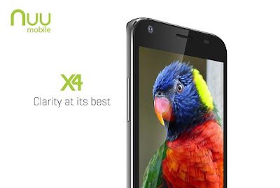 Desain Nuu Mobile X4