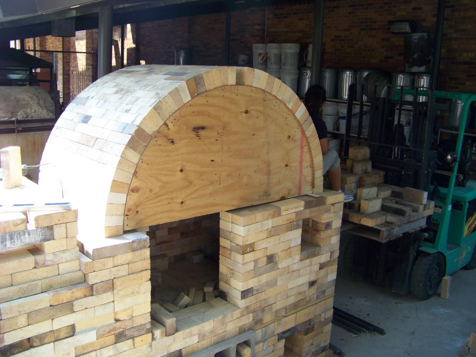 Cmu 442 Kiln Construction Jake Allee Wood Fired Cross