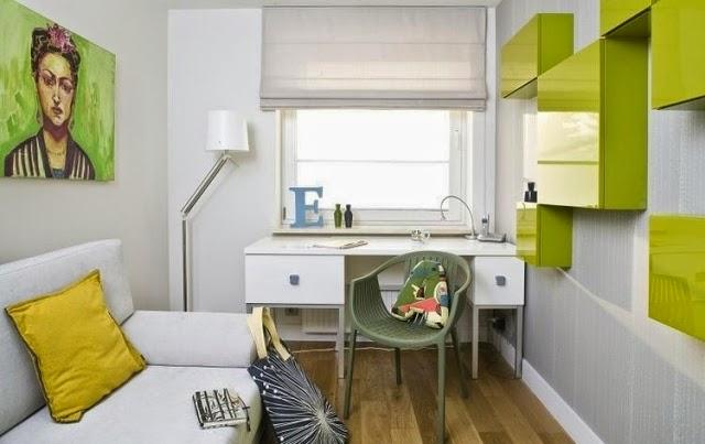 Dormitorios juveniles para espacios peque os ideas para for Como aprovechar espacios pequenos habitacion