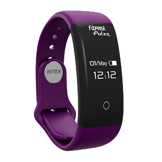 Intex FitRist Pulzz fitness band - Specs, Price