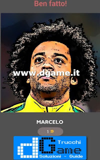 Soluzioni Football Player - Guess Quiz livello 5