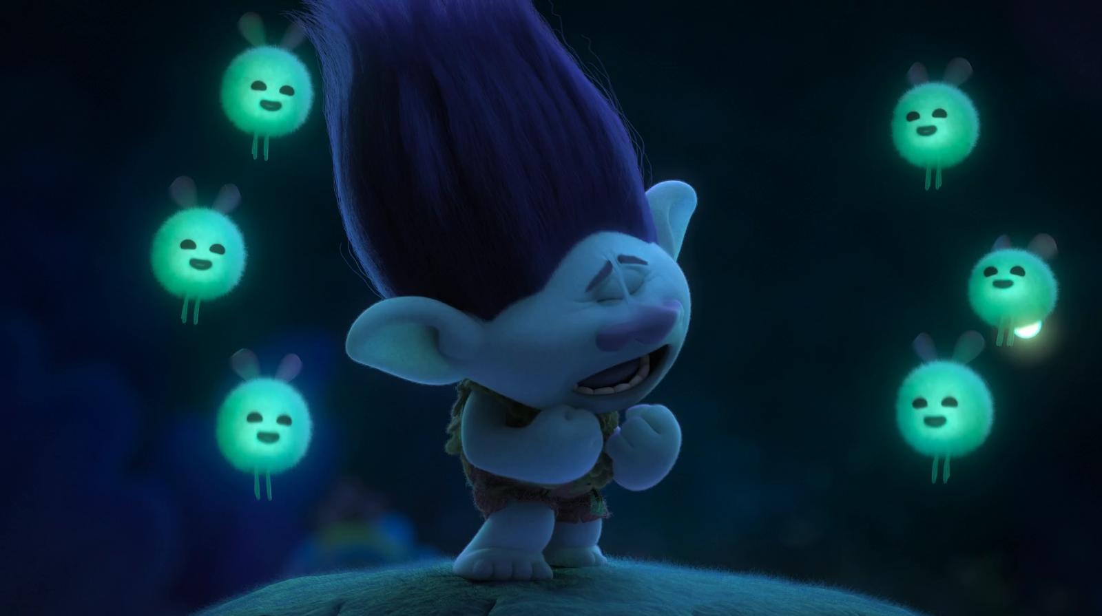 Trolls Vamos a Festejar (2017) 1080p latino - Ingles captura 2